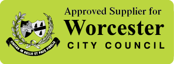 Worcester City Council Approved Supplier